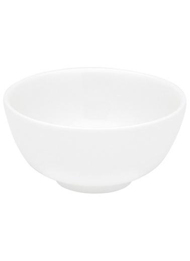 Porland Beyaz Kase 10 Cm Renkli